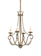 Anise Chandelier By Currey & Company