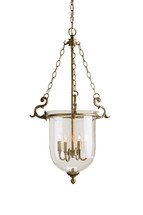 Athena Lantern By Currey & Company