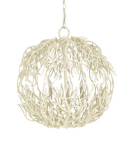 Eventide Sphere Chandelier By Currey & Company