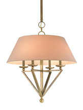 Anthology Chandelier By Currey & Company