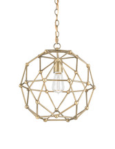 Percy Chandelier, Small By Currey & Company