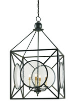 Beckmore Lantern By Currey & Company