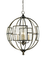 Broxton Orb Chandelier By Currey & Company