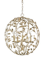 Vivienne Orb Chandelier By Currey & Company