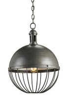 Verne Pendant By Currey & Company