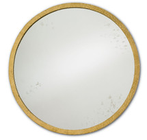 Aline Mirror, Small By Currey & Company
