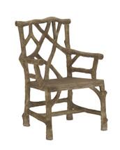 Woodland Arm Chair By Currey & Company