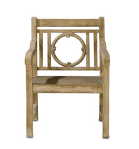 Leagrave Chair By Currey & Company