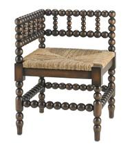Camden Corner Chair By Currey & Company