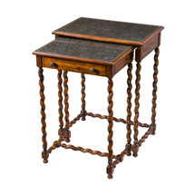 Lightly Engraved Tables by Theodore Alexander