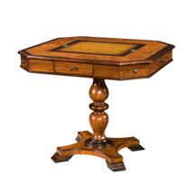 An Occasional Games Table by Theodore Alexander