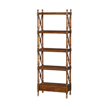 Grand Tour Etagere by Theodore Alexander