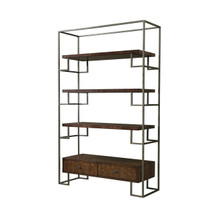 Portico Etagere by Theodore Alexander