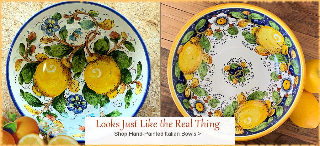 BellaSoleil.com - Italian Pottery  | FREE Shipping, No Sales Tax | BellaSoleil.com Tuscan Decor Since 1996
