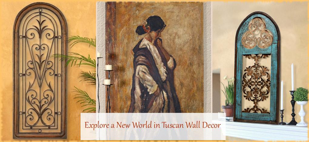 BellaSoleil.com Tuscan Wall Decor FREE SHIPPING SALE | BellaSoleil.com Tuscan Decor Since 1996