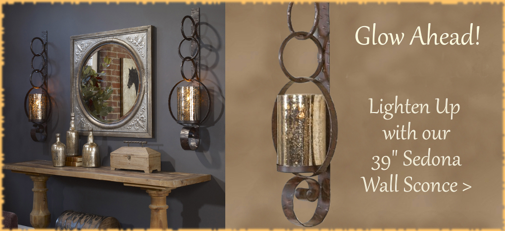 Tuscan Old World Mediterranean Style Wall Sconces  |  FREE Shipping, No Sales Tax | BellaSoleil.com Tuscan Decor Since 1996
