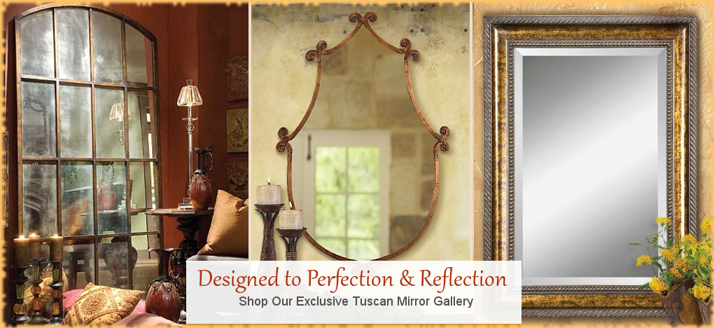 BellaSoleil.com - Tuscan, Mediterranean Style Mirrrors | FREE Shipping, No Sales Tax | BellaSoleil.com Tuscan Decor Since 1996
