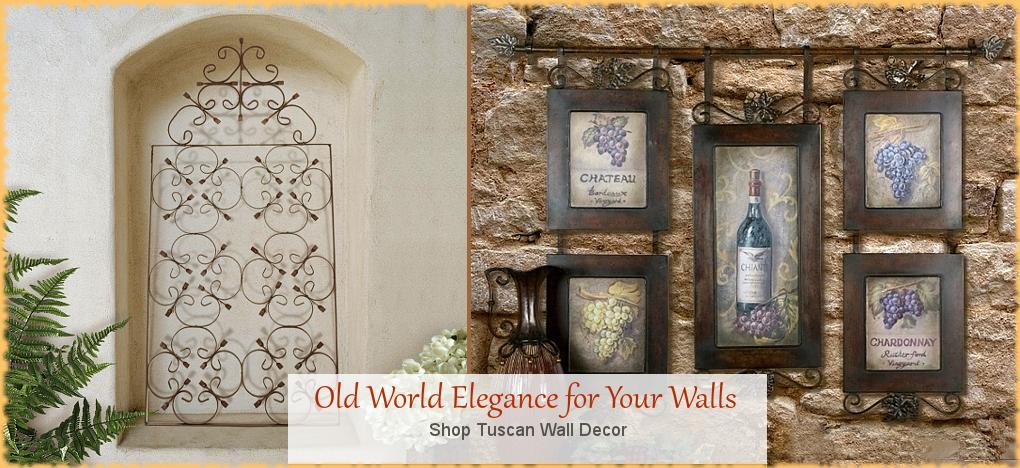 BellaSoleil.com - Tuscan, Mediterranean Style Wall Grilles | FREE Shipping, No Sales Tax | BellaSoleil.com Tuscan Decor Since 1996