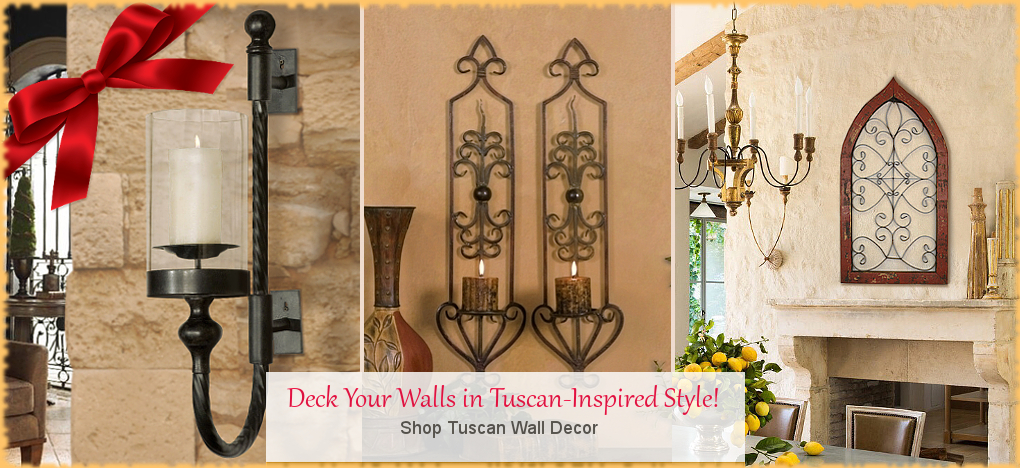 BellaSoleil.com - Tuscan, Mediterranean Style Wall Grilles | FREE Shipping, No Sales Tax | BellaSoleil.com Tuscan Decor Since 1996