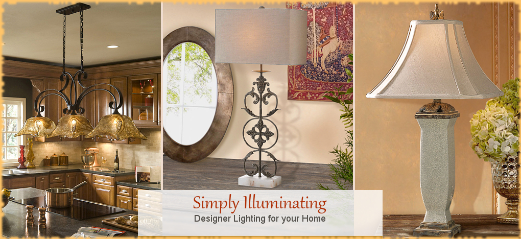 BellaSoleil.com - Tuscan, Mediterranean Style Lamps Lighting | FREE Shipping, No Sales Tax | BellaSoleil.com Tuscan Decor Since 1996