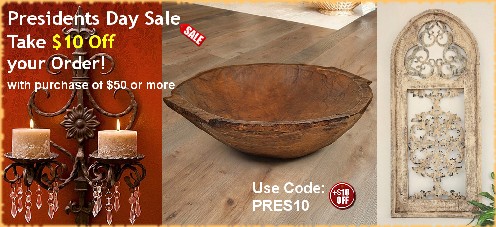 BellaSoleil.com - Italian Pottery Tuscan Home Decor Presidents Day Sale | FREE Shipping, No Sales Tax | BellaSoleil.com Tuscan Decor Since 1996