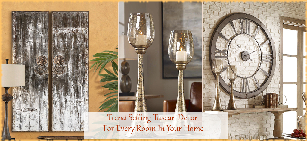 Old World Tuscan Style Home Decor | Free Shipping, No Sales Tax | BellaSoleil.com Since 1996