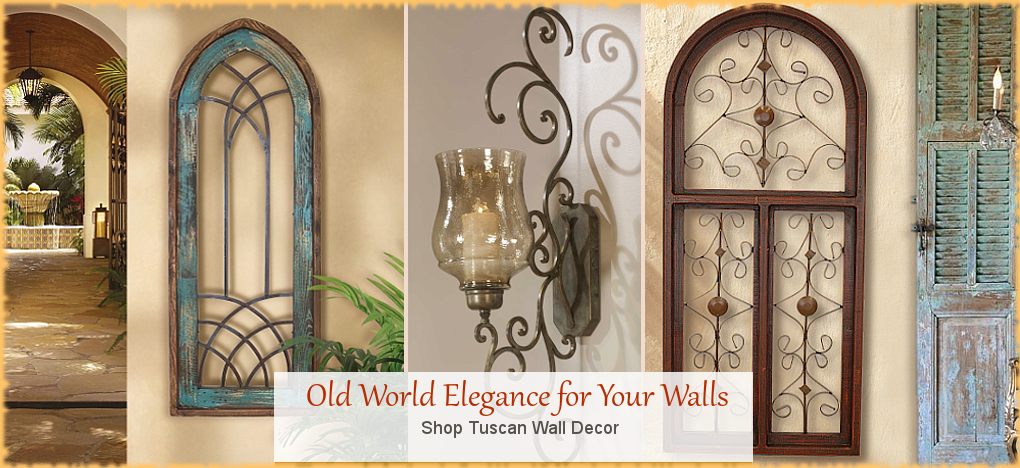 BellaSoleil.com - Tuscan Style Wall Decor | FREE Shipping, No Sales Tax | BellaSoleil.com Tuscan Decor Since 1996