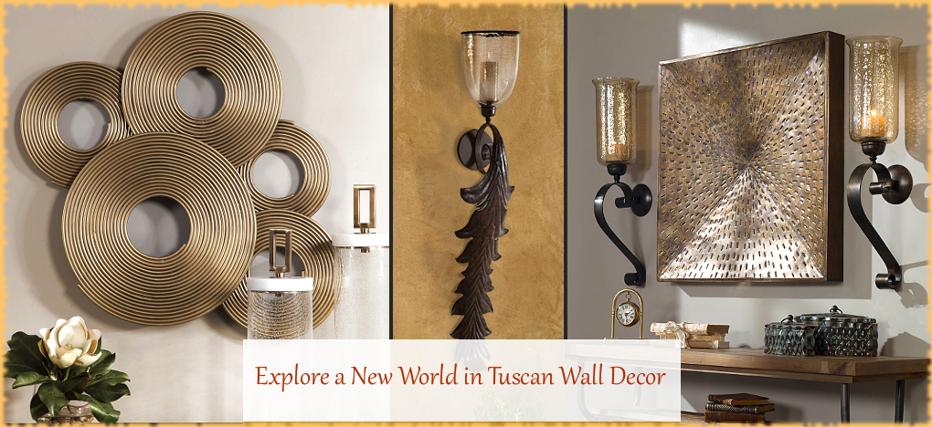 BellaSoleil.com - Tuscan, Mediterranean Style Wall Decor | FREE Shipping, No Sales Tax | BellaSoleil.com Tuscan Decor Since 1996