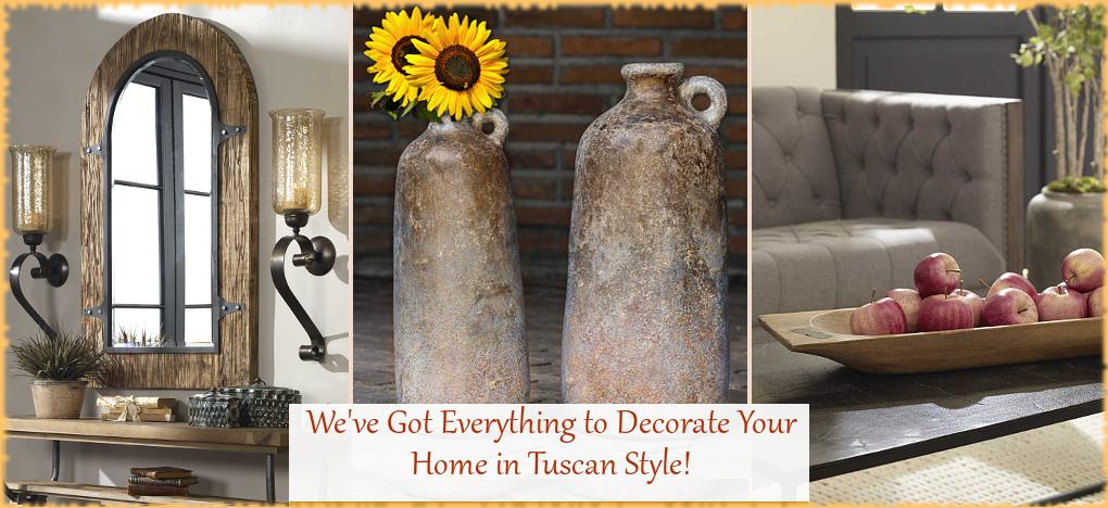 BellaSoleil.com - Old World European Rustic Home Decor | FREE Shipping, No Sales Tax | BellaSoleil.com Tuscan Decor Since 1996