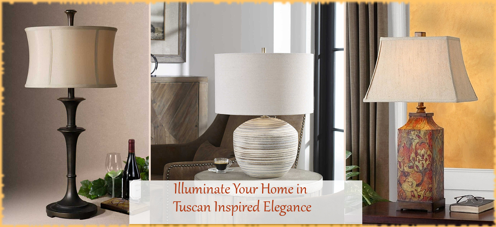 Uttermost Lighting, Uttermost Lamps   FREE Shipping, No Sales Tax   BellaSoleil.com Tuscan Decor Since 1996