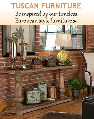 High Quality ... Tuscan Furniture | BellaSoleil.com Tuscan Decor And Italian Pottery
