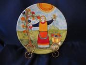 Nino Parrucca Plate
