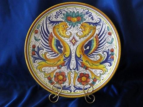 Deruta Plate Serving Platter