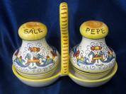 Deruta Salt & Pepper Set