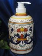 Deruta Ricco Soap Pump