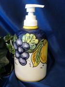 Deruta Grape Lemon Soap Pump