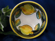 Deruta Lemon Bowl