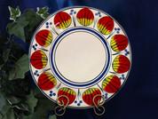 Sicilian Serving Platter, Sicilian Plate, Sicily Pottery