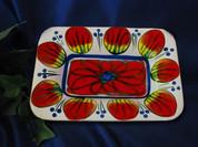 Sicilian Serving Platter
