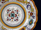 Deruta Raffaellesco Scalloped Plate