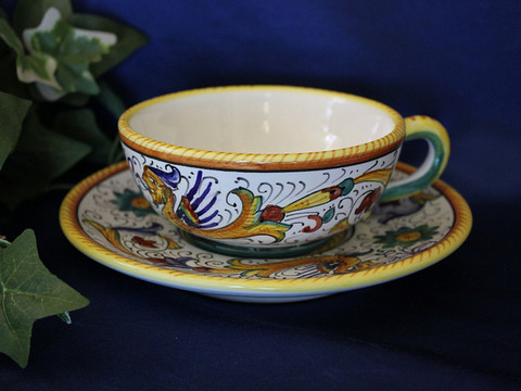 Deruta Tea Cup Coffee Cup