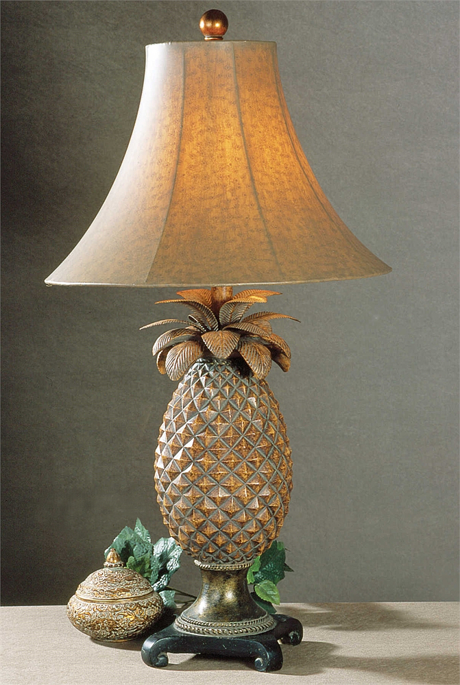 Exceptionnel Pineapple Lamp. Roll Over Image Above To Zoom Or Click To View Larger