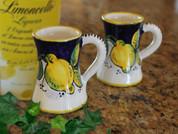 Deruta Limoncello Cup, Deruta Lemon Limoncello Cup