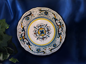 Deruta Ricco Plate