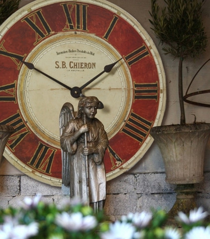 Tuscan Wall Clock