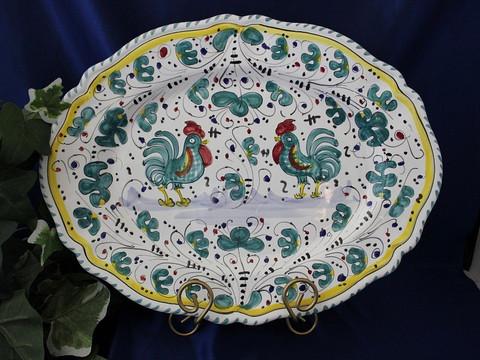 Deruta Orvieto Serving Platter