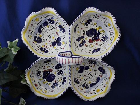 Deruta Orvieto Antipasto Dish