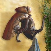 Saddle Tree Coat Rack