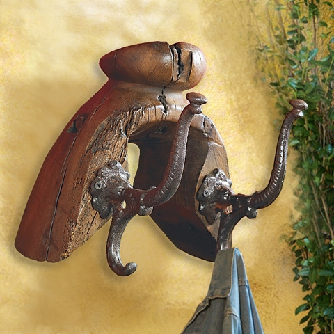 Saddle Tree Coat Rack