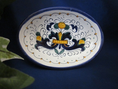 Deruta Ricco Dish